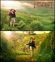 Bilbo-Cosplay - I'm going on an adventure by XxGogetaCatxX