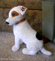 Talking Wishbone Plush by The-Toy-Chest