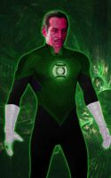Green Lantern Movie Sinestro by TimDrakeRobin