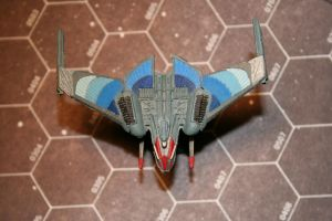 Winged Defender 2 Miniature by MrE1967