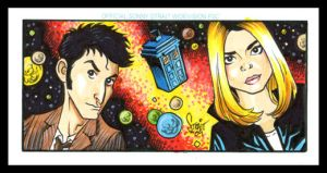 Dr Who by Sonion