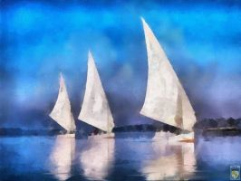sails to the wind by imageking10