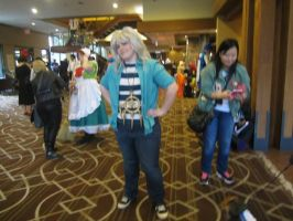 Akicon 2013- Bakura by XGamer-MaidenX