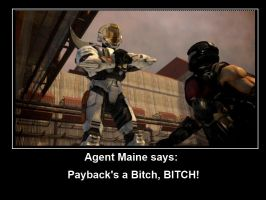 Maine's Payback by Dustiniz117