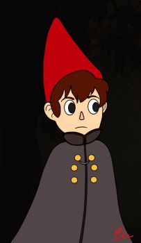 Wirt (Over the Garden Wall) by Elindce