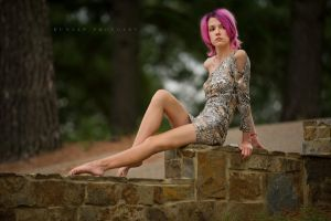 Shelby - stone and flesh by Tommy8250