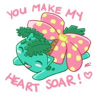 No.003 - Venasaur by Moo-feeler
