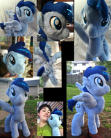 Starfall Plushie by Fenny-Fang
