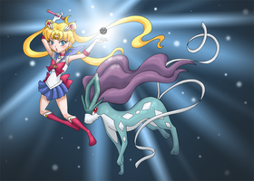 Sailor Moon Crystal Version by Sliv-Pie