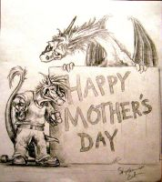 Happy Mother's Day by scarybuttfreezer