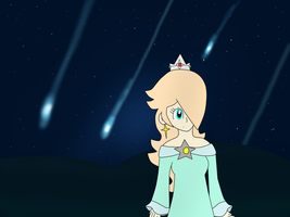 Princess Rosalina by TamaTendo
