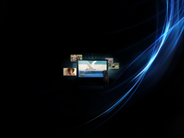 windows media center wall 2 by tonev