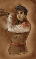Airship Captain Bolin by Mangabaka