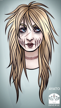Ashley the Infected by Ayato-Inverse