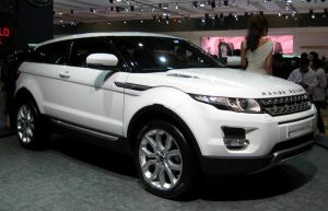 British Power, Evoque by toyonda