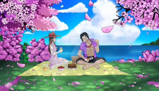 Hanami Challenge: Ace by Book-Nose