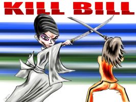 Kill Bill: Girls Trouble 2 by Tiefgrund
