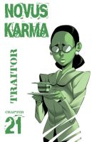 Novus Karma chapter 21 by kevinTUT