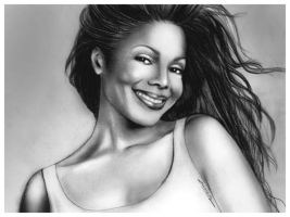 Janet 'Dunk' Jackson by Finnish-Penguin