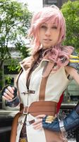 Final Fantasy XIII Lightning by vietx2k