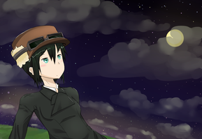 End of Kino's Journey by Kirbeee