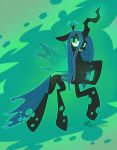 Queen Chrysalis by SeaGerdy