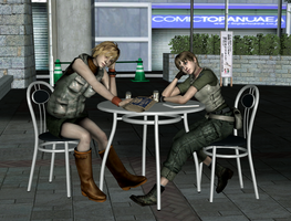 Thinking about tomorrow by Ygure