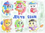 South Park in HTF's style by EricCartmanGf