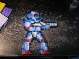 TURRICAN FINAL sprite by Buck-Chow-Simmons