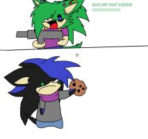 Give Me That Cookie by XxVonnesMChotneesxX