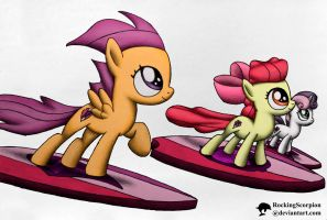 We Make Our Mark - 5 Years MLP:FIM by RockingScorpion
