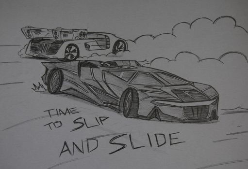 Time to Slip and Slide! by Ricky47