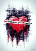 lovehelvetica by entangle