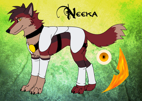 Neeka Reference by Zolarise
