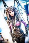 Starcraft's Queen of Blades Cosplay by LadyAngelus