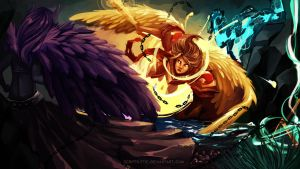 League of Legends: Faceoff! by scriptKittie