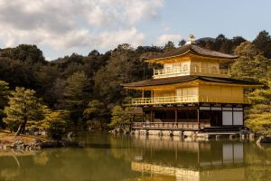 The Golden Pavilion by red-trela