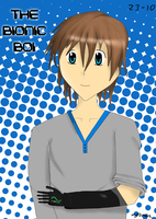 Me in Anime :D by THEBIONICBOI