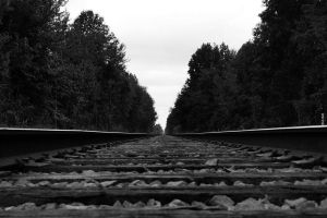Railroad by FoxPhotos