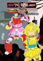 Sonic Boom and Transformers Legends Issue #06 by isaacyeap