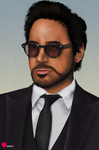 Robert Downey Jr. by ImPact-Design