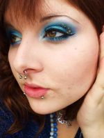 Starry Eyed by itashleys-makeup