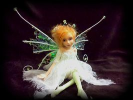 Serenity Posable Fairy 2 by LindaJaneThomas