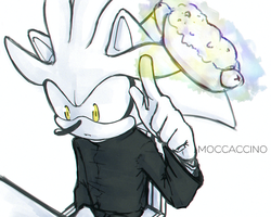 Silver Psycho 100 by Moccacino-chan