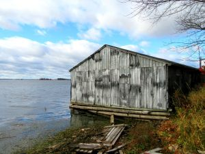 The Old Boathouse by artistic-touches