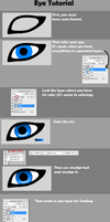 Eye tutorial by 0Antares0