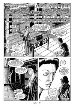 Get A Life 18 - pagina 1 by martin-mystere