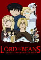 Lord of the Beans: Fellowship of the Bean by JessTalksAlot