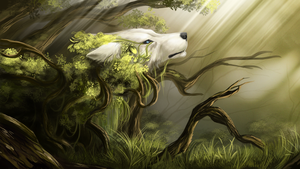 One With Nature by RestrictedShadow