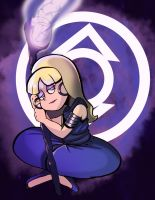 Pacifica Northwest Indigo Lantern by GreatKing